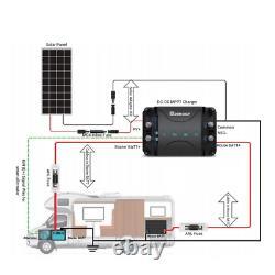 Renogy Solar Power Accessory 12-volt 50-amp Dc-dc Chargeur De Batterie À Bord