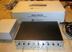 Rjm Musique Amp Gizmo! Commutateur D'ampli MIDI Withbox, Alimentation Électrique + Câbles Supplémentaires