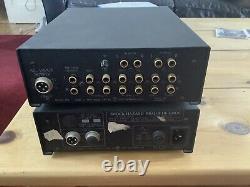 Systèmes Ion Sp1 Pré Amplificateur Avec Alimentation X Pak 2