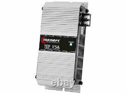 Taramps Tef15a 15 Amp Alimentation Avec Puissance De Sortie Jusqu'à 216 Watts