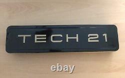 Tech 21 Flyrig 5 V. 2 Émulateur D'ampli De Guitare Sansamp Avec Alimentation