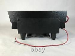 Texas Star Dx-500v & Dps60m 60 Amp Power Supply Avec Fan Kit Stand Flambant Neuf