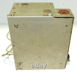 Tube D'alimentation Pour Jensen M18 Bobine D'excitation Président 300vdc @ 2 Ampères Maximum
