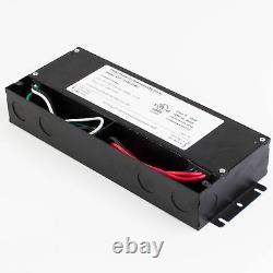 Ul Répertorié 24v 300w Lampe Led Réglable Triac Alimentation Du Conducteur Ac 12.5 Amp