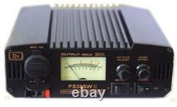 Unité D'alimentation Électrique Qje Ps30swii (30 Ampères D'alimentation Avec Offset De Bruit)