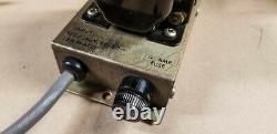 Vintage Altec 1583a 1583 A 6.3v Ac 2 Amp Power Supply With Original Box Pour 1567a